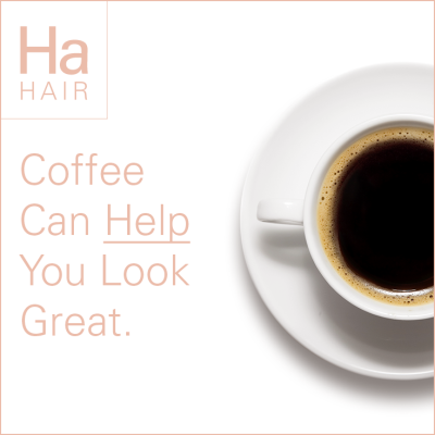 Coffee Can Help You Look Great.