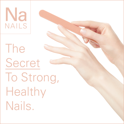 The Secret To Strong Healthy Nails.