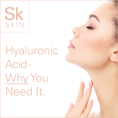 Hyaluronic Acid – Why You Need It.