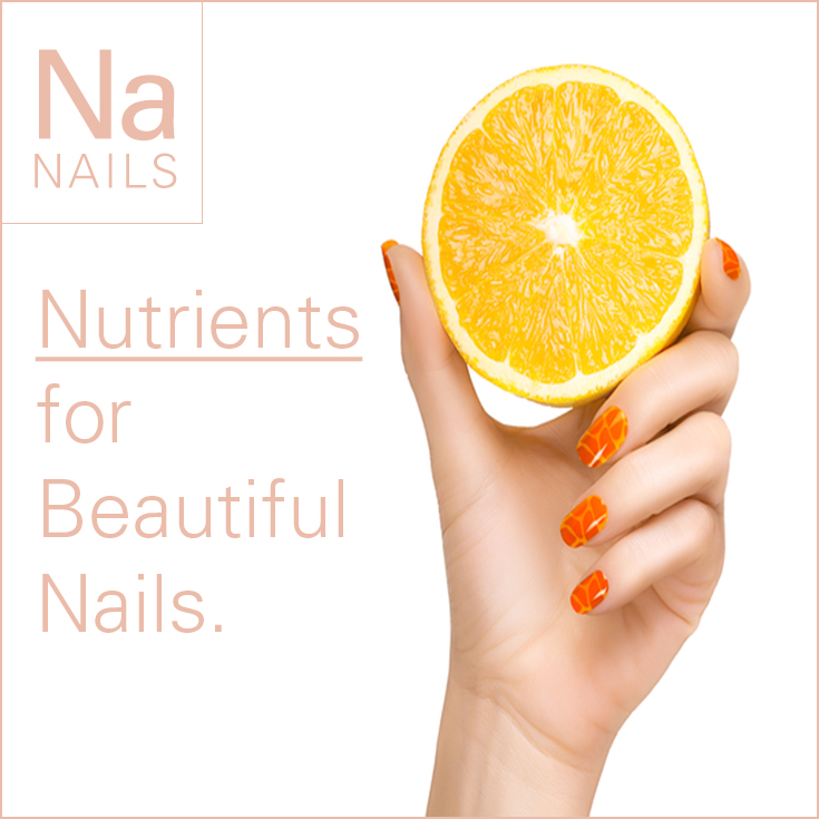 Nutrients for Beautiful Nails